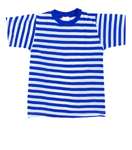Námořnické tričko pruhované Varianta 1 73ac3a0a77