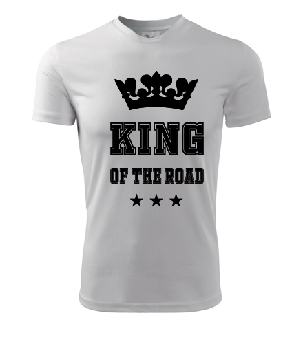 Tričko King of road
